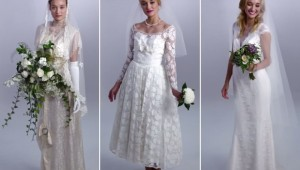 Vídeo revista MODE 100 anos de vestidos de noiva